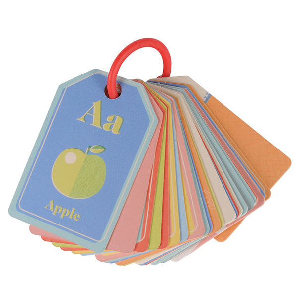 Tiger Tribe - Flash Cards - ABC-123