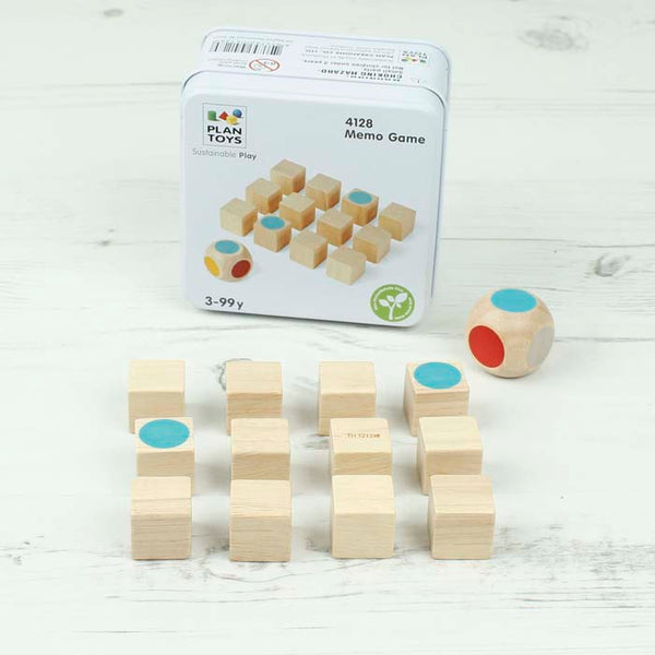 Plan Toys - Mini Game - Memory Game
