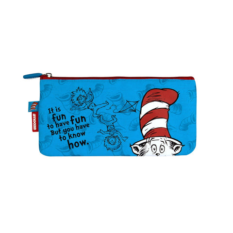 Amooze - Dr Suess - The Cat In The Hat - Pencil Case (Small)