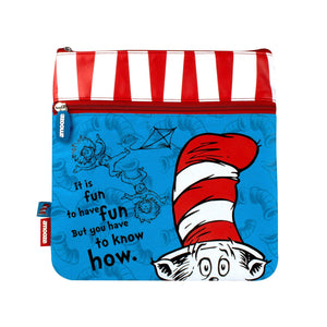 Amooze - Dr Suess - The Cat In The Hat - Pencil Case (Large)