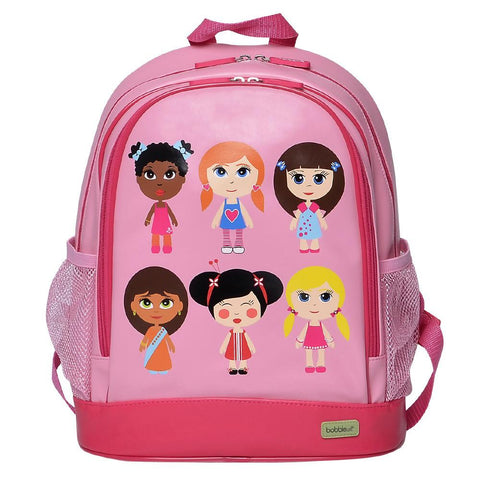 Bobble Art - Paper Doll Small PVC Backpack