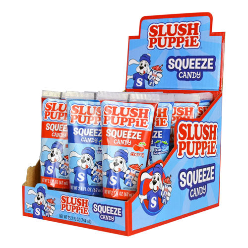 Koko's Slush Puppie Squeeze 12s - Candy - Exclusive Candy - Tevan Enterprises Confectionary
