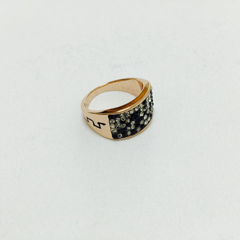 NFC Jewelry - Ring with Bling and NTAG203
