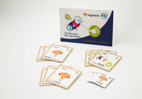 ST by Tagstand NFC Sampler Pack