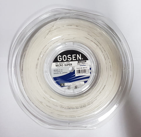 Gosen Micro Super 16 Set/Reel