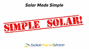 Solar Made Simple