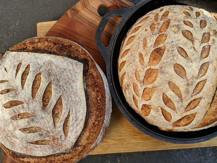 Signature Sourdough Boule (Whole-Traditional or White)