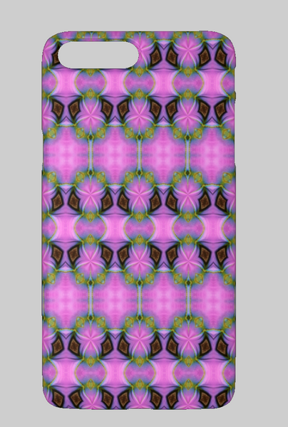 Purple Spotted Swallowtail 3 Smartphone Case