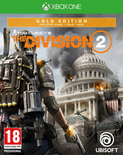 Load image into Gallery viewer, Tom Clancy's The Division 2 Gold Edition (Xbox One)