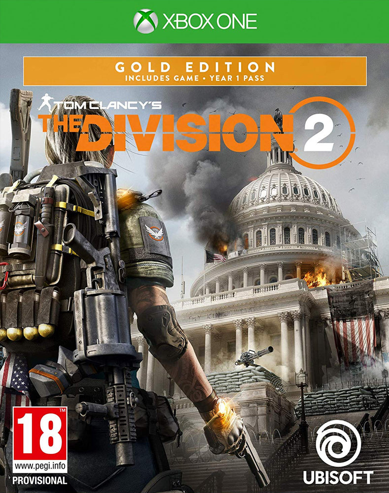 Tom Clancy's The Division 2 Gold Edition (Xbox One)