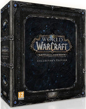 Load image into Gallery viewer, World of Warcraft - Battle for Azeroth - Collector's Edition (PC)