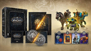 World of Warcraft - Battle for Azeroth - Collector's Edition (PC)