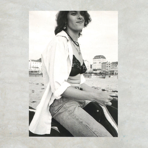 Tracey Emin Postcard - making Riding for a Fall - Turner Contemporary Shop