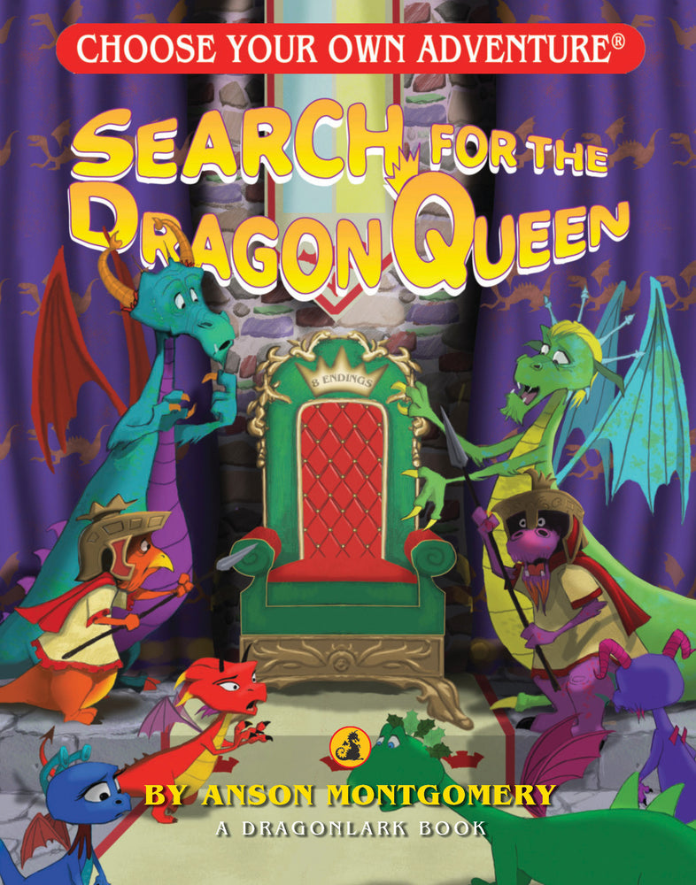 Search For The Dragon Queen