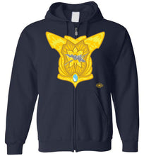 Battle Damage She 2 Strike: Full Zip Hoodie