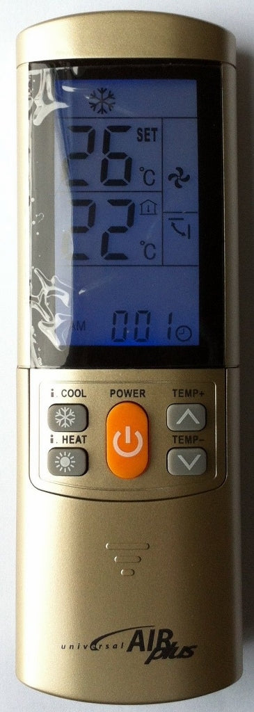 UNIVERSAL AIR CONDITIONER REMOTE CONTROL - DAEWOO AIR CON FULL FUNCTION