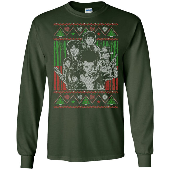 Stranger Things Ugly Christmas Sweater