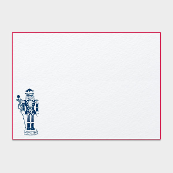 Nutcracker Note Cards