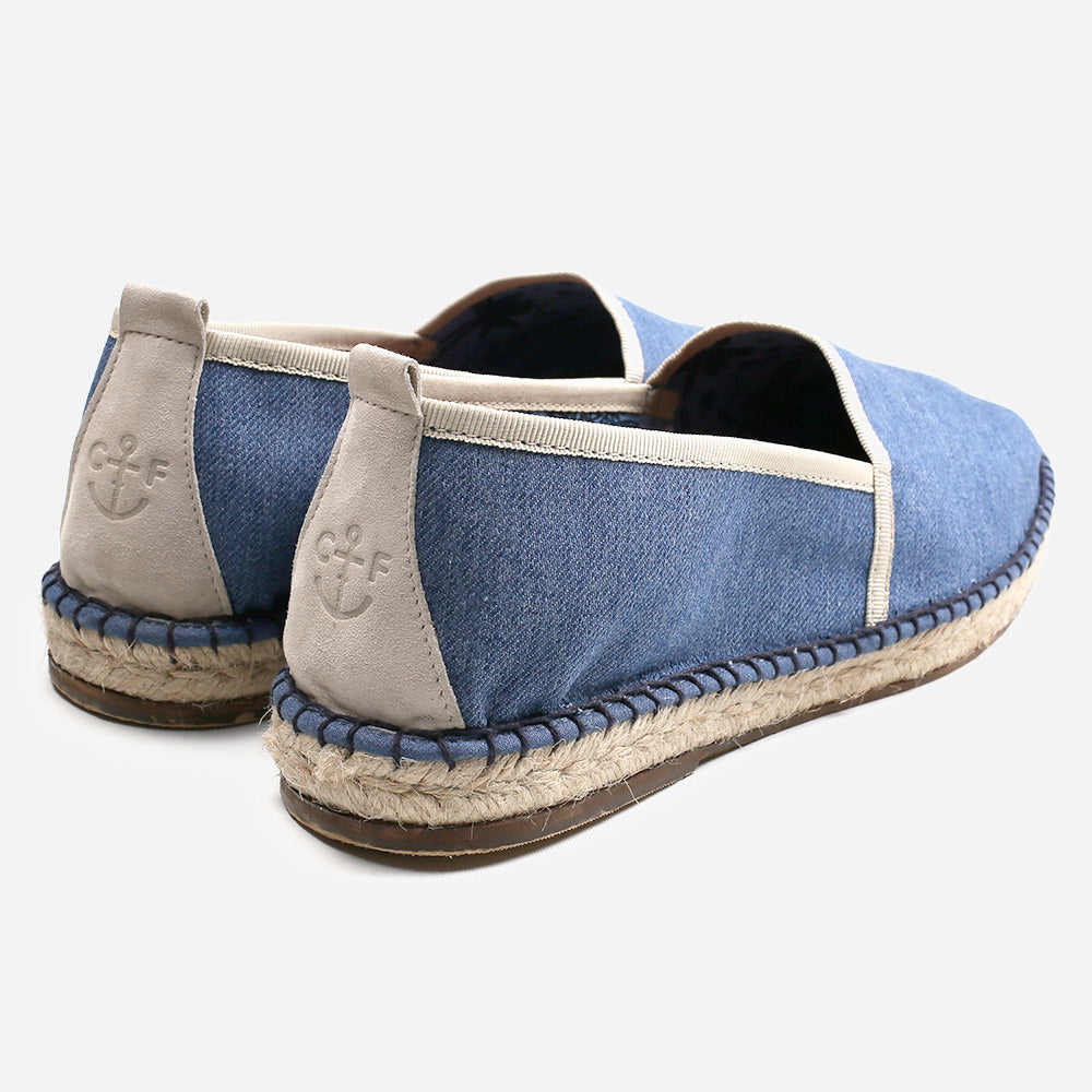 Men Espadrilles Denim