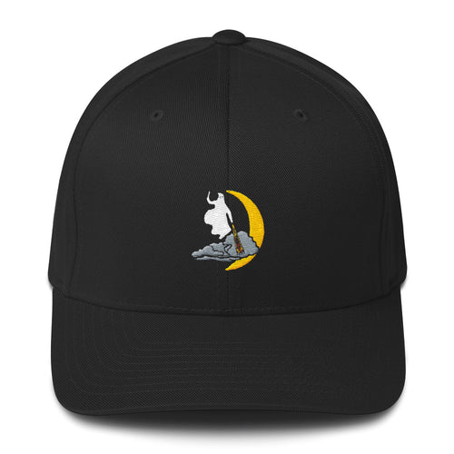 Spooky Structured Twill Cap