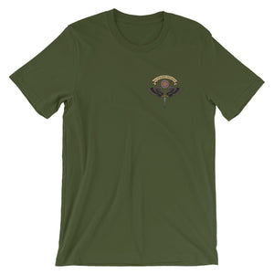 Danger Close Short-Sleeve Unisex T-Shirt