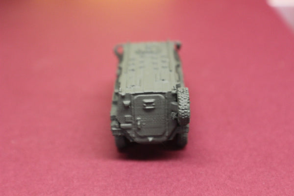 1-87TH SCALE 3D PRINTED AUSTRALIAN BUSHMASTER MRAP PROTECTED MOBILITY VEHICLE