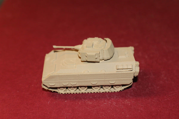 1-87 3D PRINTED IRAQ WAR U S ARMY BRADLEY FIGHTING VEHICLE