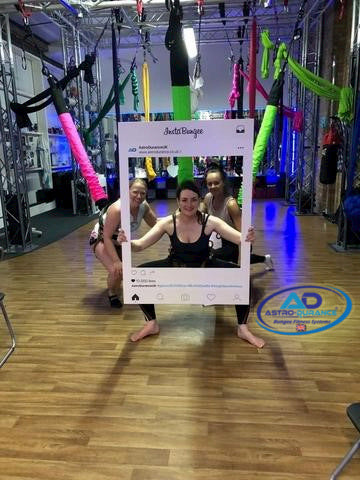 AstroDurance UK with Pole Perfect Fitness
