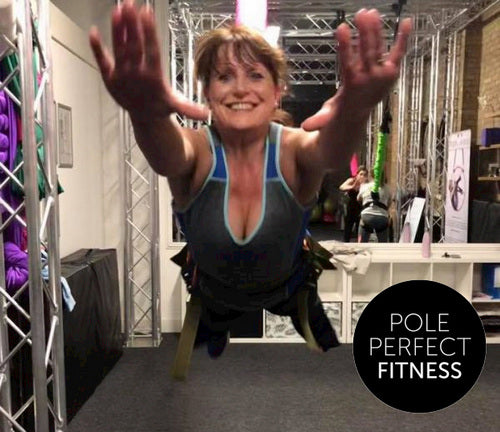 Pole Perfect Fitness, UK owner Jane Cole