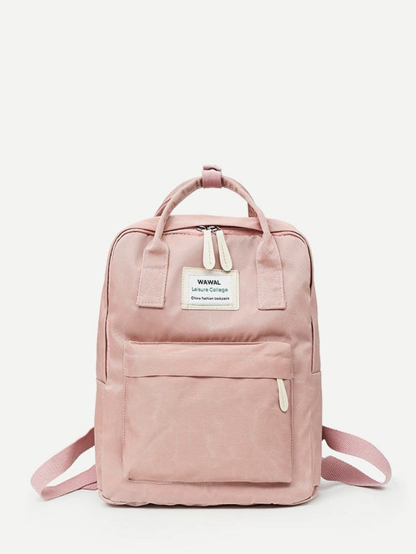 Hannah Pink School Backpack