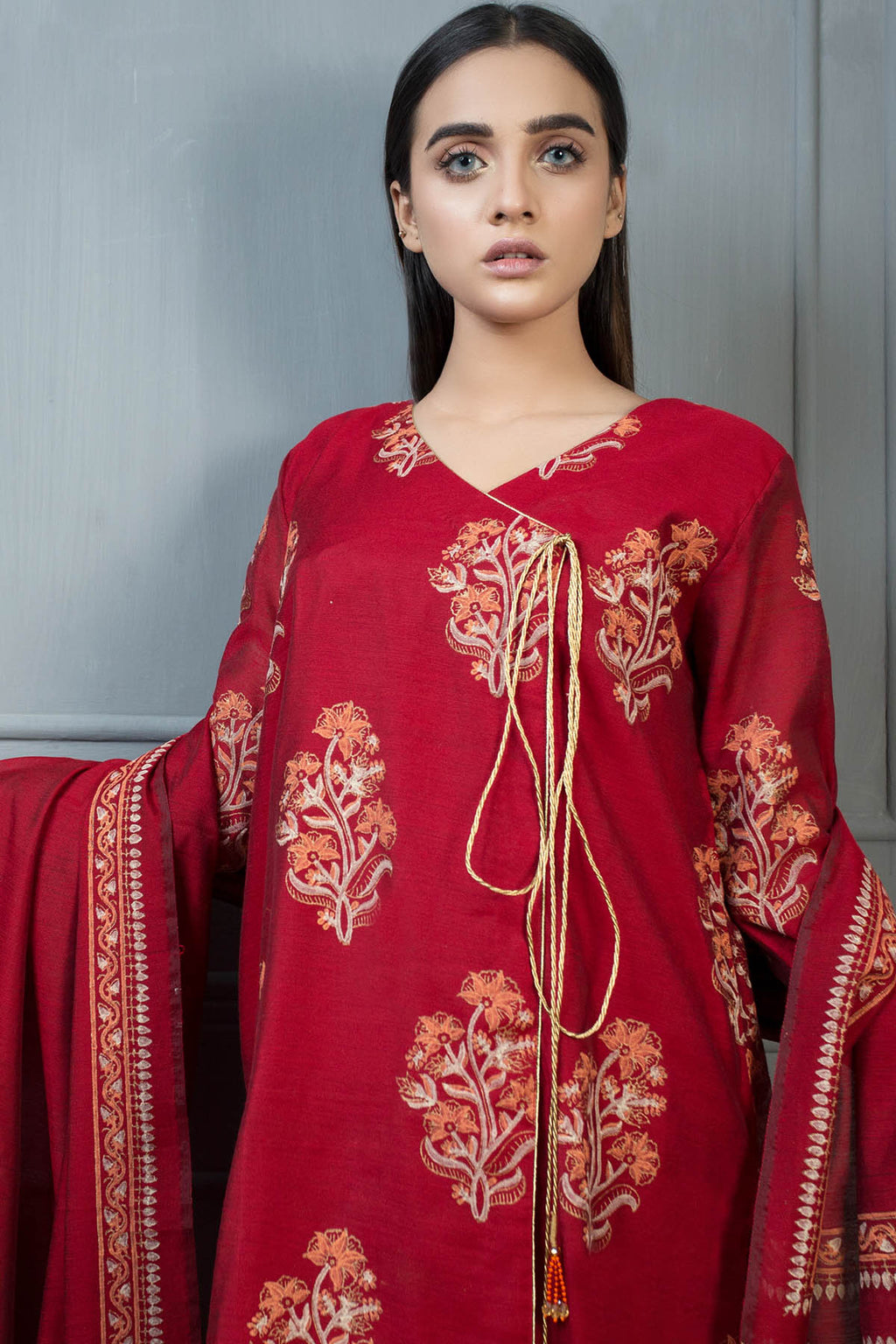 MUGHAL JAAL - RED