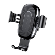 Load image into Gallery viewer, Qi Wireless Car Phone Charger (iPhone & Samsung)