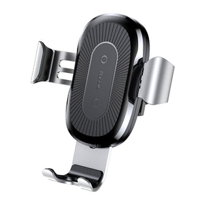 Qi Wireless Car Phone Charger (iPhone & Samsung)