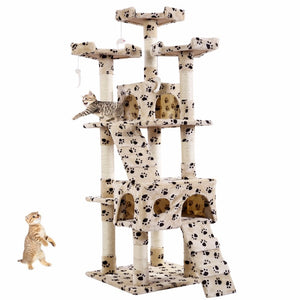 Cat Play Tower