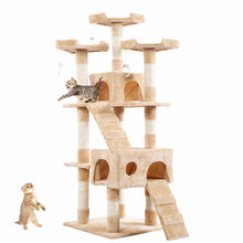 Load image into Gallery viewer, Cat Play Tower