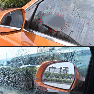 Rainproof Side Mirror Sticker
