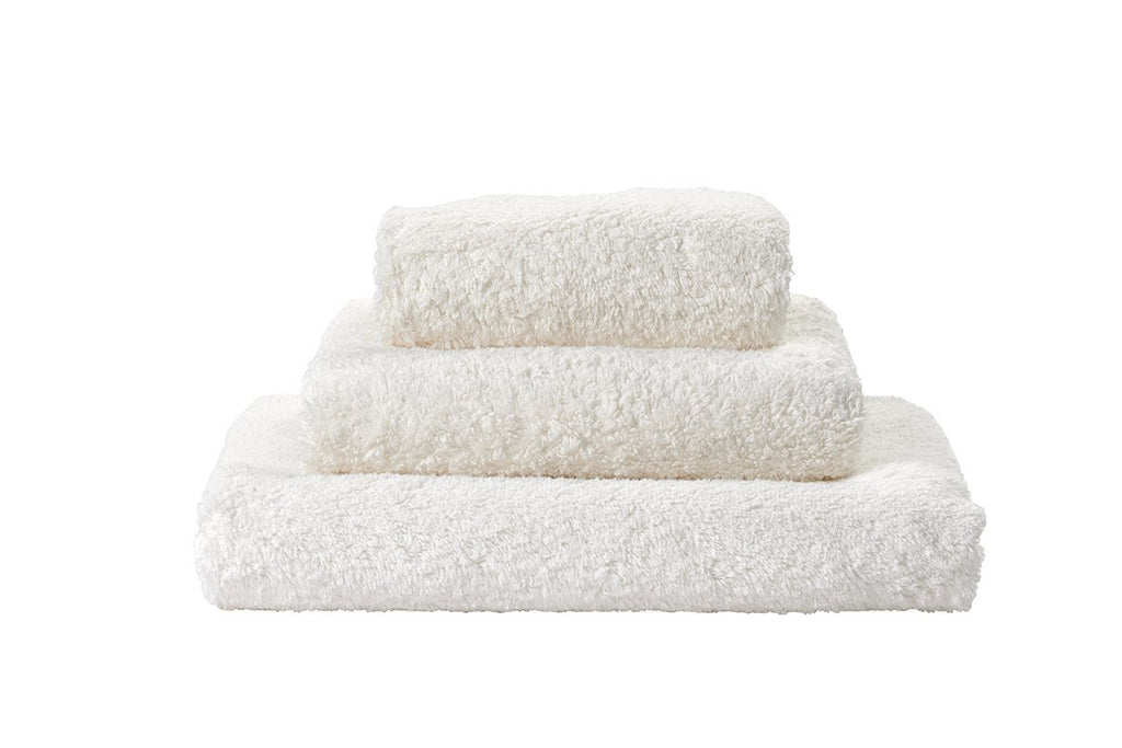 Super Pile Bath Towel-Ivory
