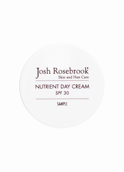 Josh Rosebrook Nutrient Day Cream SPF 30 Sample
