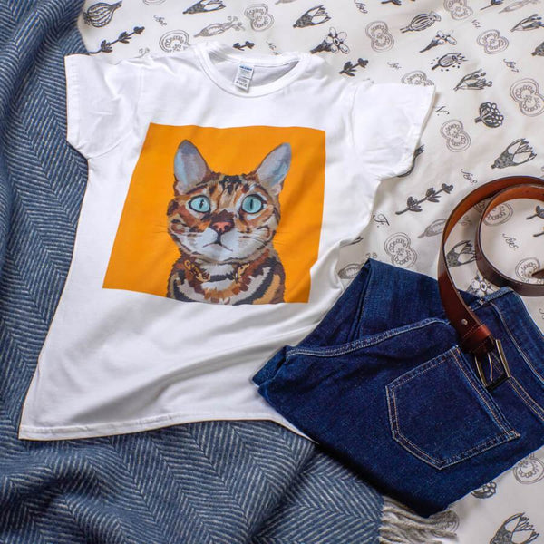 custom cat t-shirts