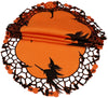 XD11013 Witch Round Doilies, Set of 4