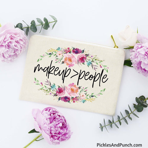 Makeup Bag - Makeup > People
