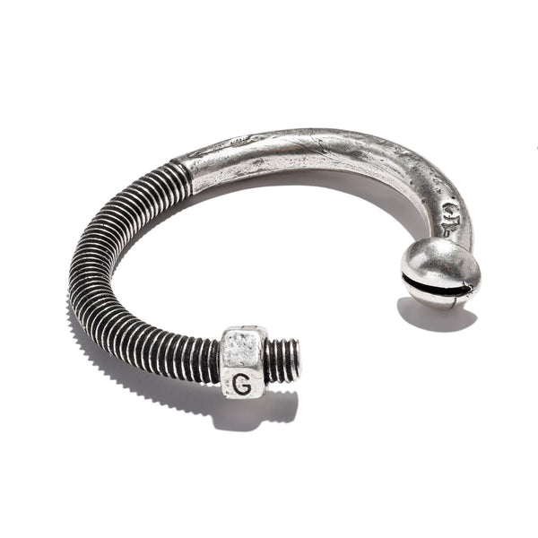 Nut & Bolt Cuff | Giles & Brother