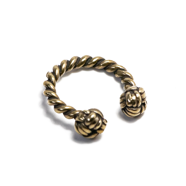 Twisted Sailors Knot Ring | Giles & Brother