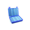 Plastic Case with 36 x 2g  Push-in Plug Vials