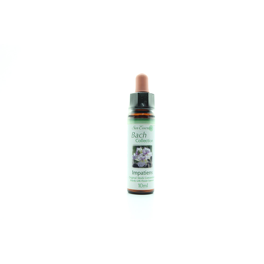 Impatiens Bach Flower Essence - 10ml
