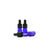 5ml Blue Moulded Glass Dropper Bottle with Tamper Evident Cap