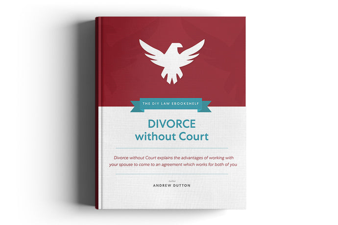 Divorce without court lawzone legal book uk