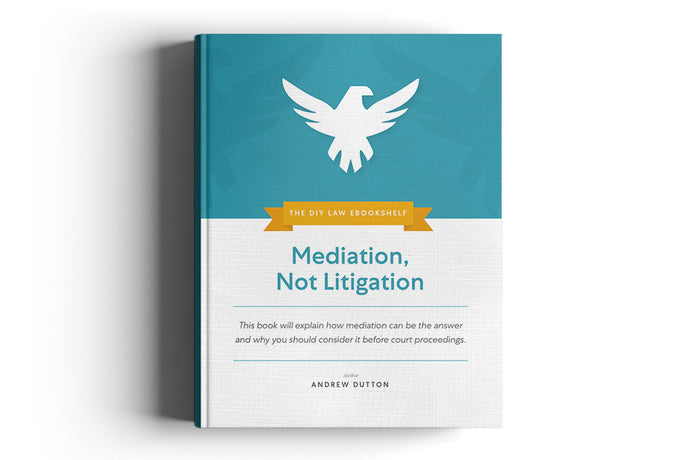 Mediation, Not Litigation