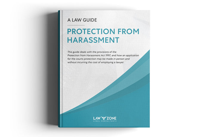 Protection from Harassment