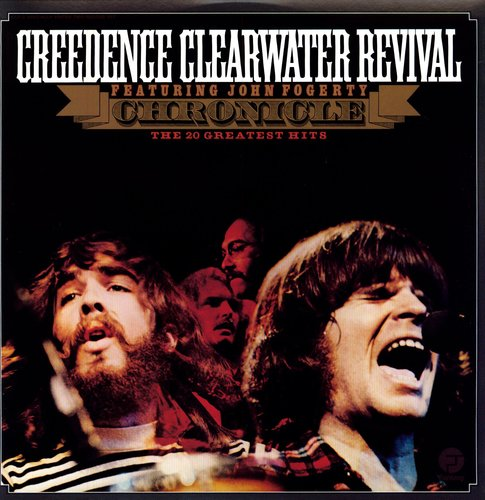 CCR ( CREEDENCE CLEARWATER REVIVAL ) / Chronicle